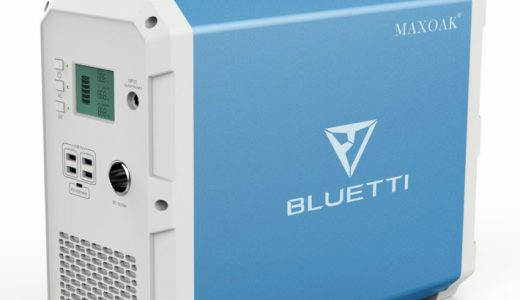 電気容量2400Wh!超大容量ポータブル電源BLUETTI 「EB-240」を紹介いたします!